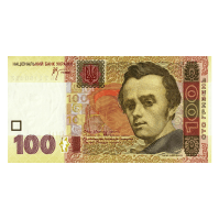 ukrajinských 100 hřiven