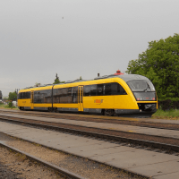 regiojet vlak