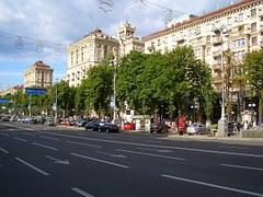 náměstí v ukrajině