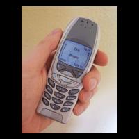 starý mobilní telefon Nokia