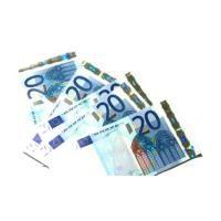 20 euro bankovky