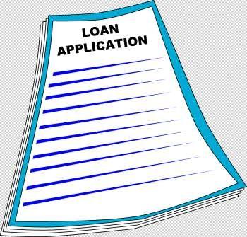 Žádost o půjčku