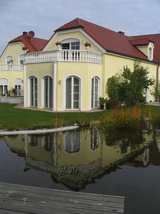 vysněný dům vila