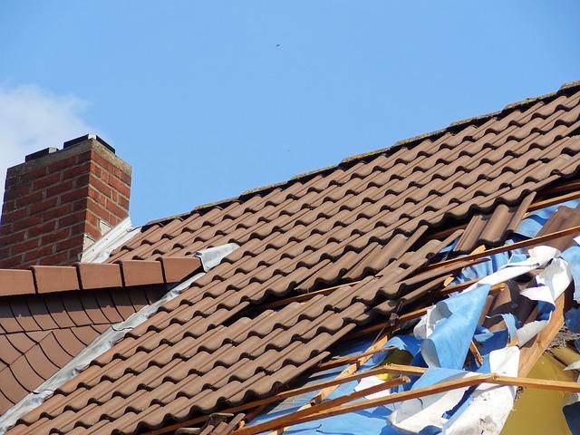 Pojištění domu zachrání i střechu