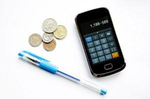 počítání nákladů firmy