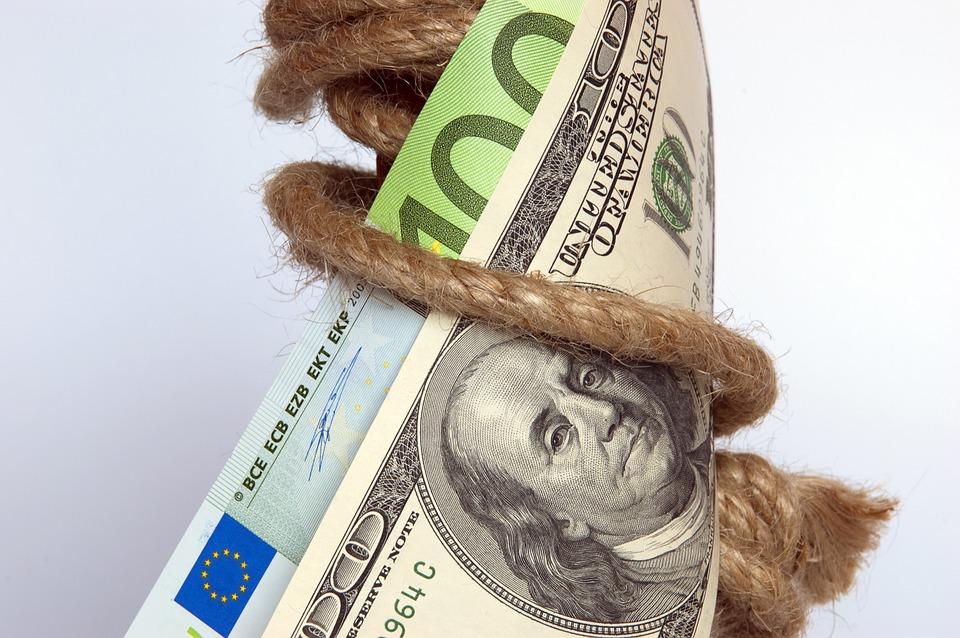 vázané peníze