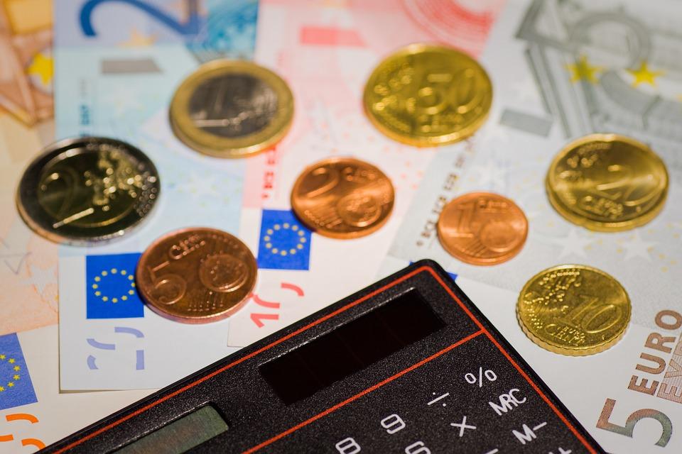 peněžní kalkulačka