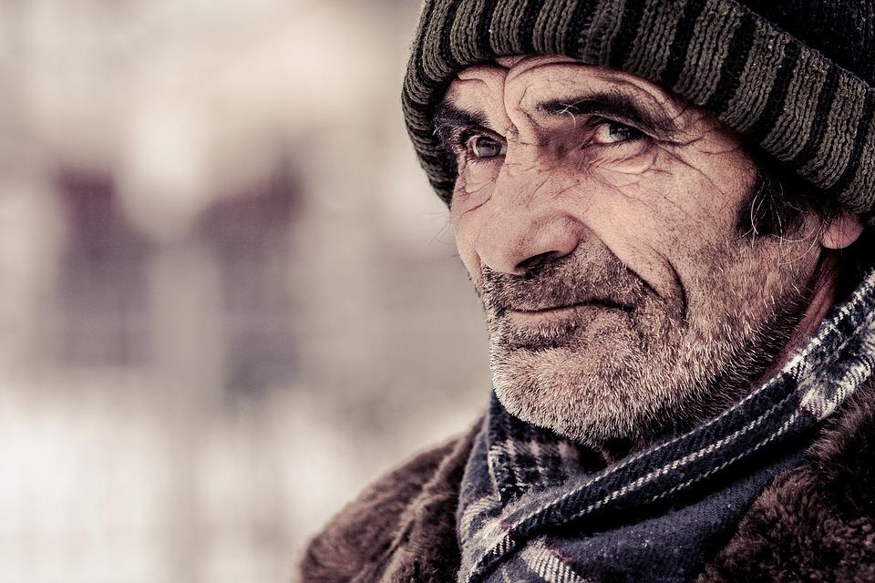starobní důchodce